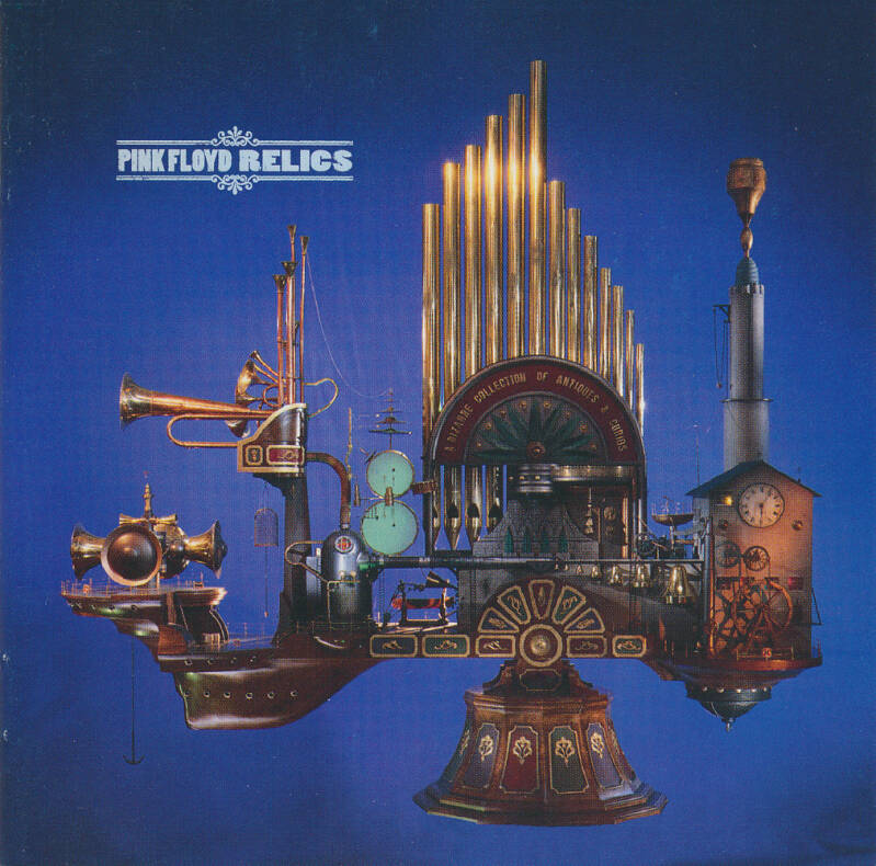 Pink Floyd - Relics [UK] - CD