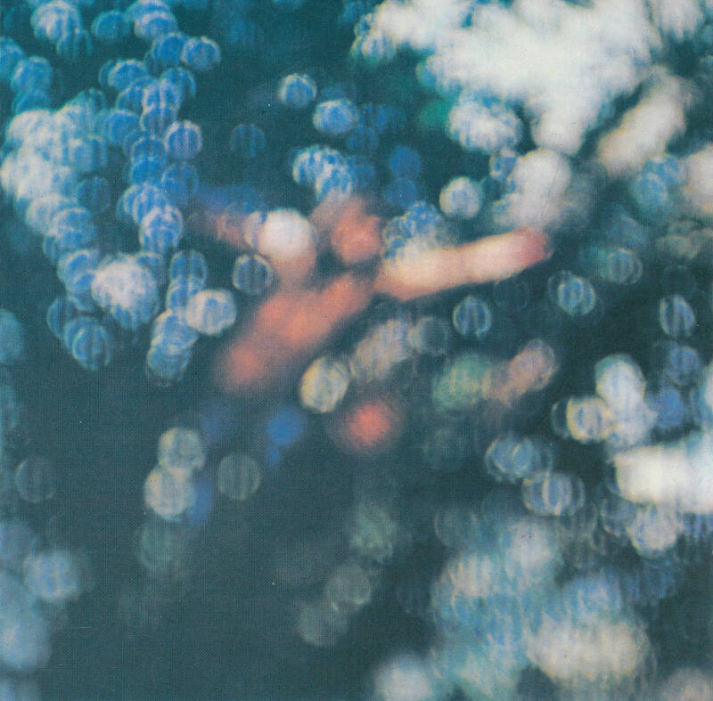 Pink Floyd - Obscured By Clouds [West Germany] - CD