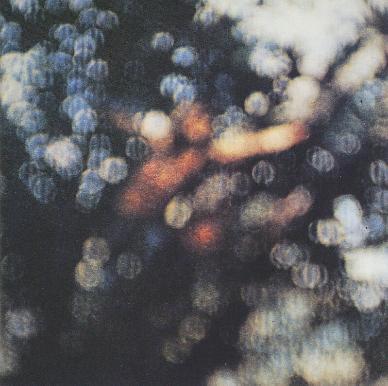 Pink Floyd - Obscured By Clouds [Holland/Italy] - CD