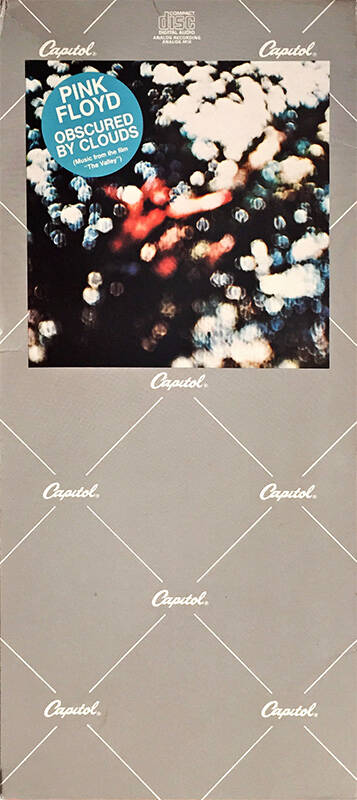 Pink Floyd - Obscured By Clouds [USA, longbox] - CD