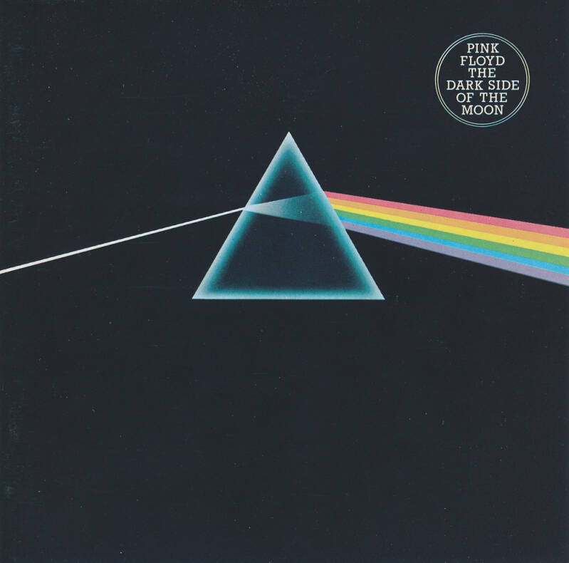 Pink Floyd - Dark Side Of The Moon [Japan/UK] - CD