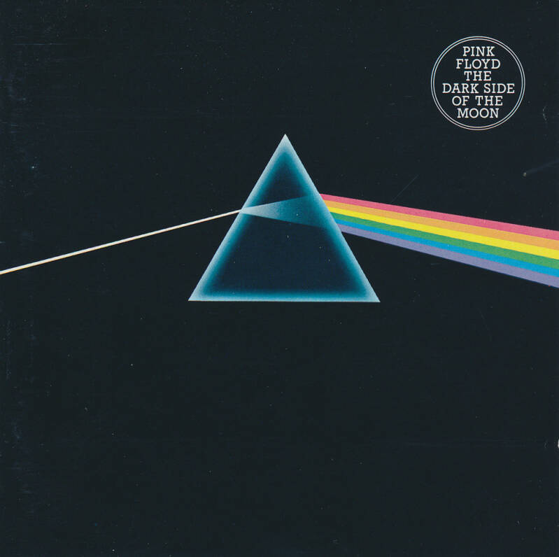Pink Floyd - Dark Side Of The Moon [UK] - CD