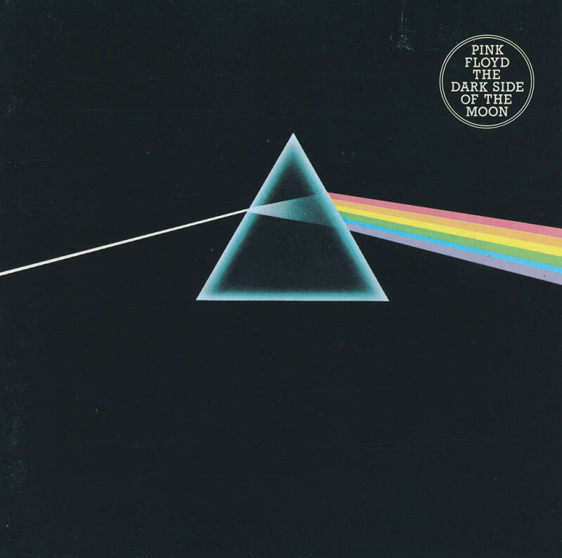 Pink Floyd - Dark Side Of The Moon [Holland] - CD