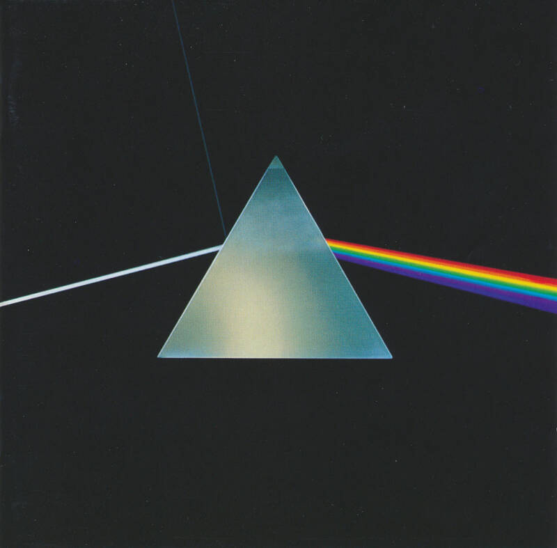Pink Floyd - Dark Side Of The Moon [Holland/UK] - CD