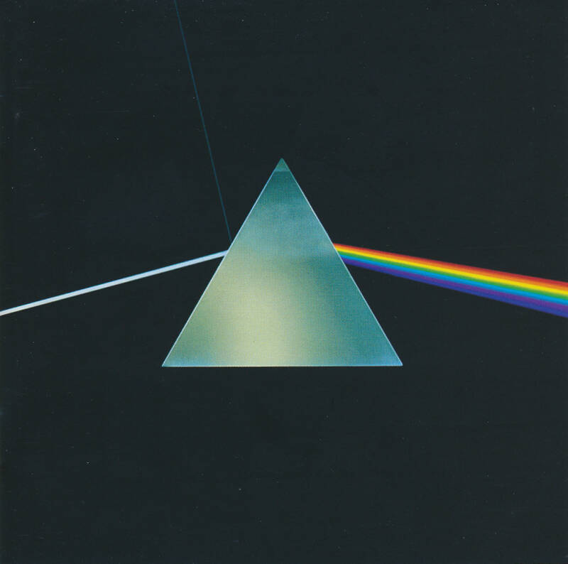 Pink Floyd - Dark Side Of The Moon [Holland/Italy] - CD