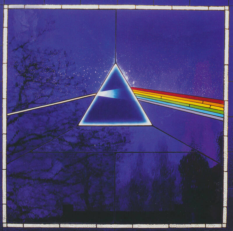 Pink Floyd - Dark Side Of The Moon - 30th Anniversary SACD [Japan/EU] - CD