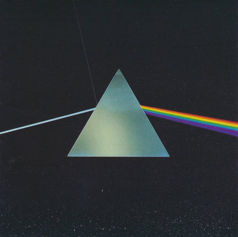 Pink Floyd - Dark Side Of The Moon [Australia] - CD