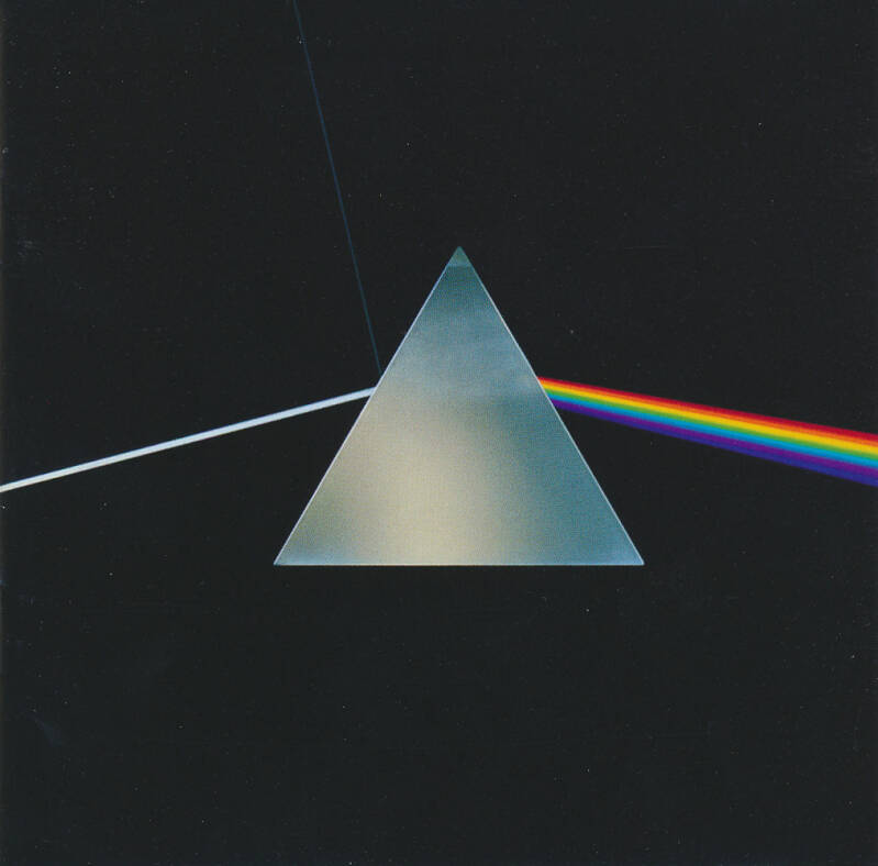 Pink Floyd - Dark Side Of The Moon [USA] - CD