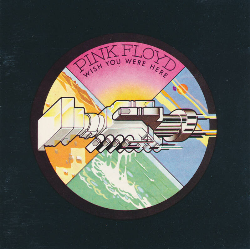 Pink Floyd - Wish You Were Here [Japan/Holland] - CD