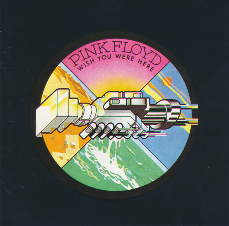 Pink Floyd - Wish You Were Here [Holland/France] - CD