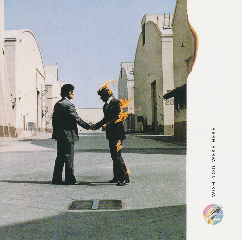 Pink Floyd - Wish You Were Here [Holland] - CD