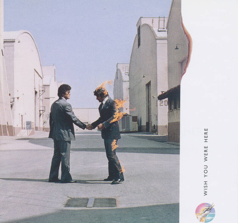 Pink Floyd - Wish You Were Here [Italy]