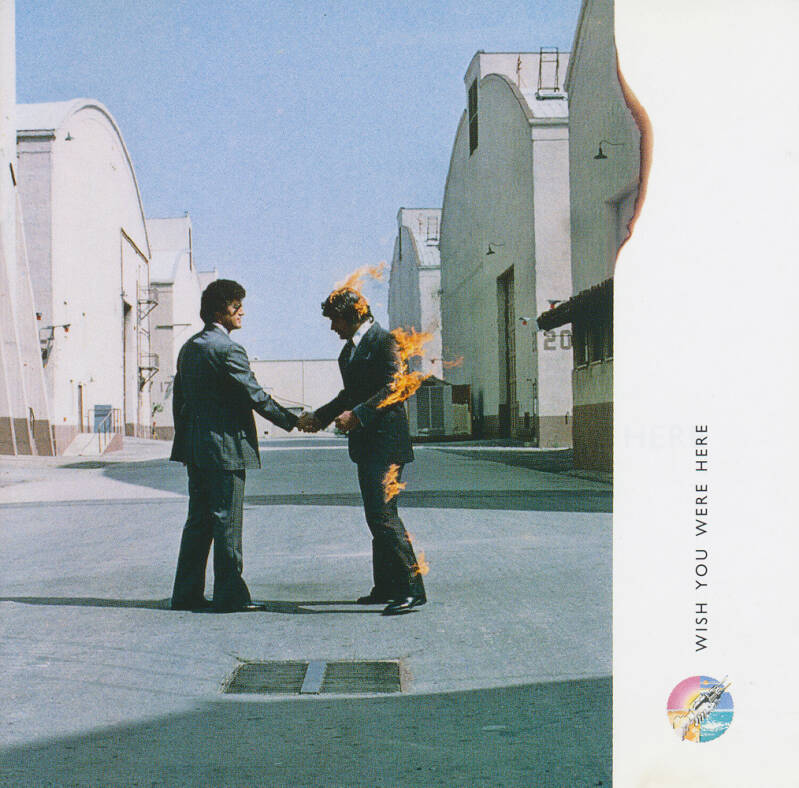 Pink Floyd - Wish You Were Here [Italy/Holland] - CD