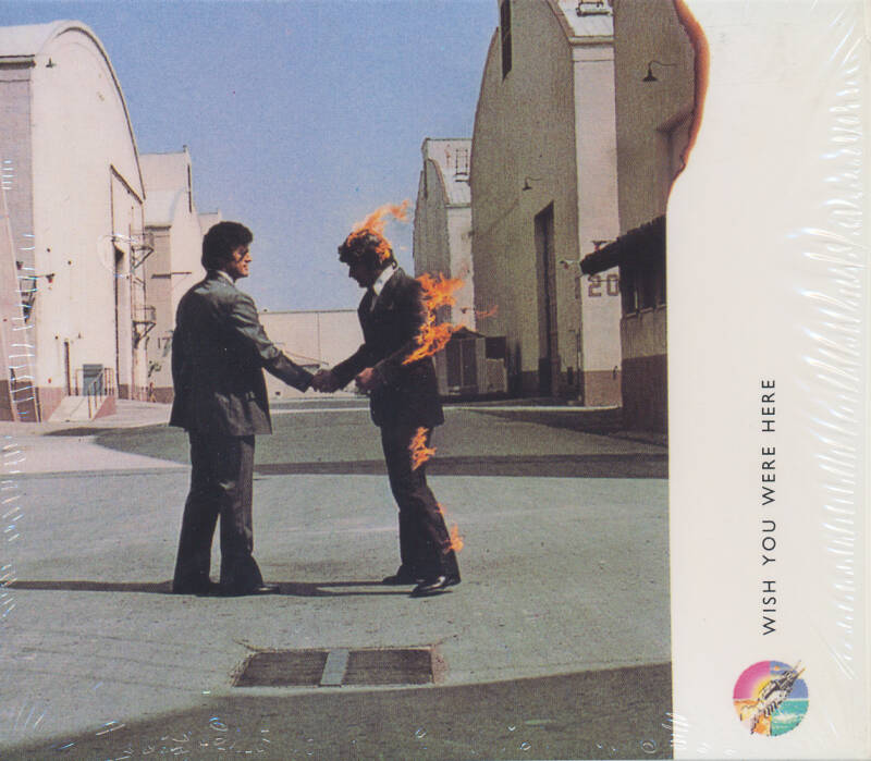 Pink Floyd - Wish You Were Here [Canada] - CD