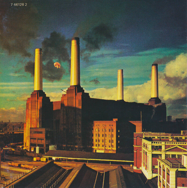 Pink Floyd - Animals [Italy] - CD