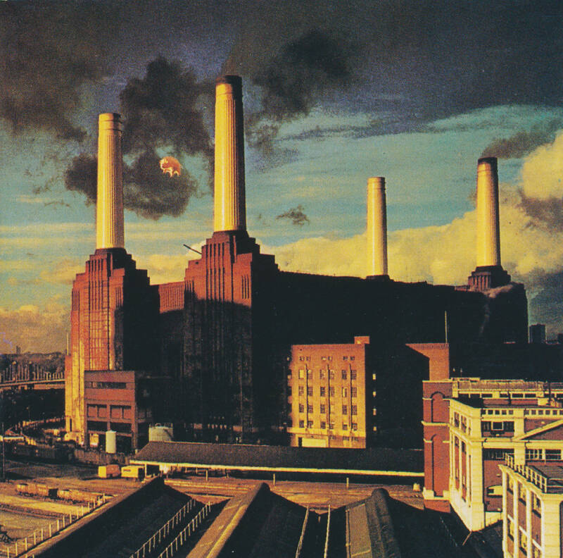 Pink Floyd - Animals [Holland/Italy] - CD