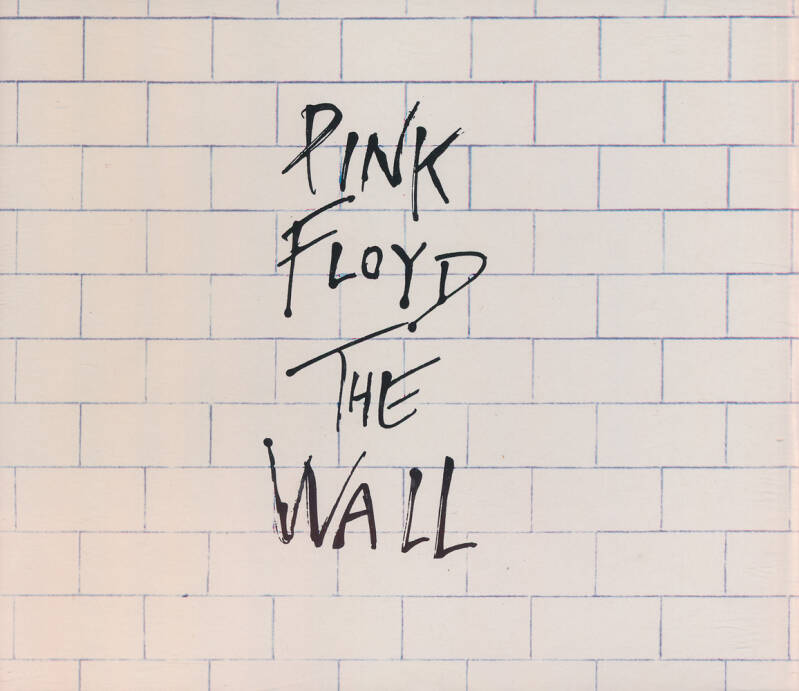 Pink Floyd - The Wall [Holland] - 2CD