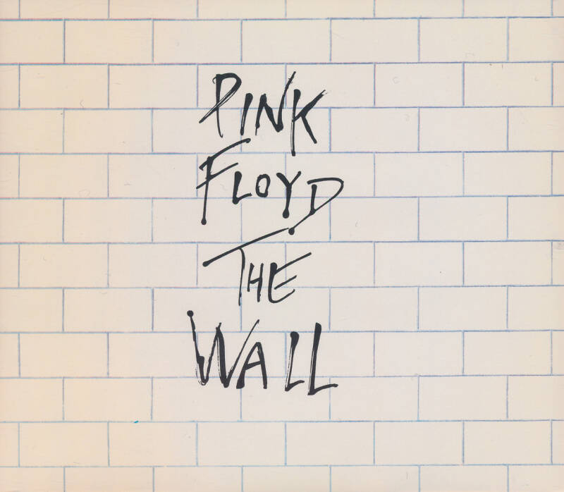 Pink Floyd - The Wall [Holland/France] - 2CD