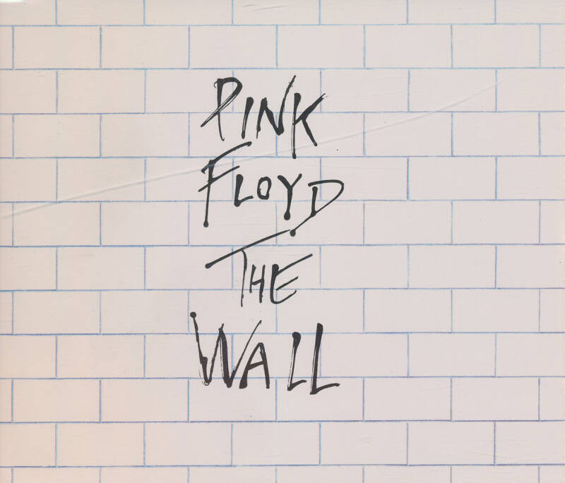 Pink Floyd - The Wall [West Germany] - 2CD