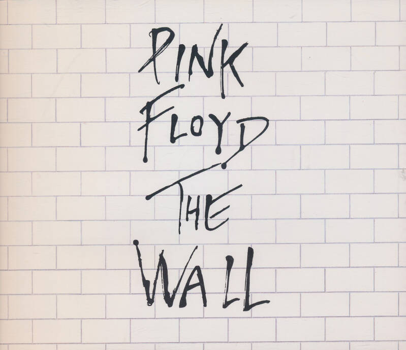 Pink Floyd - The Wall [Holland/UK] - 2CD