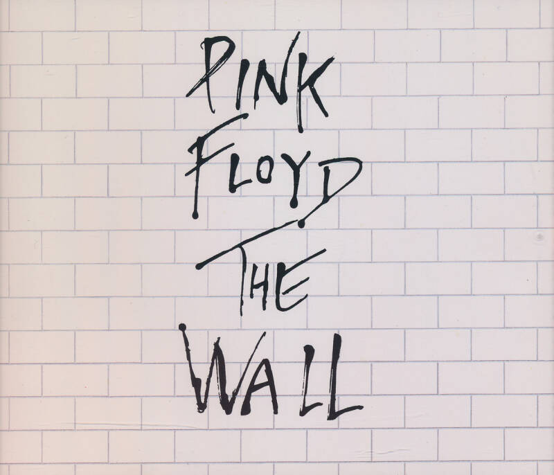 Pink Floyd - The Wall [Holland/Italy/UK] - 2CD