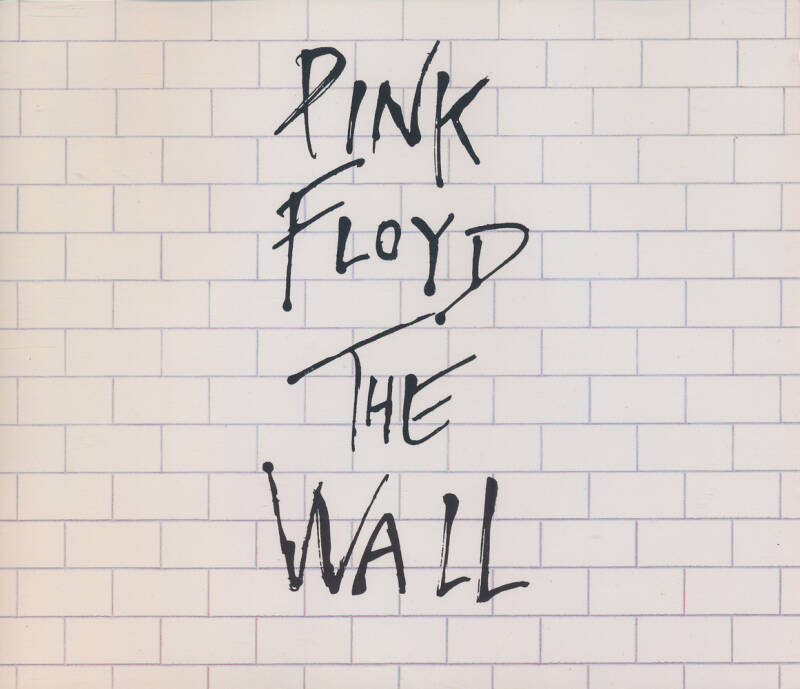 Pink Floyd - The Wall [Holland/Italy] - 2CD