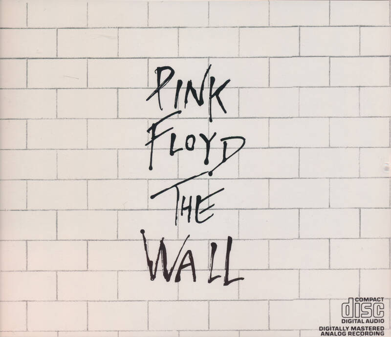 Pink Floyd - The Wall [Austria/Australia/Holland] - 2CD
