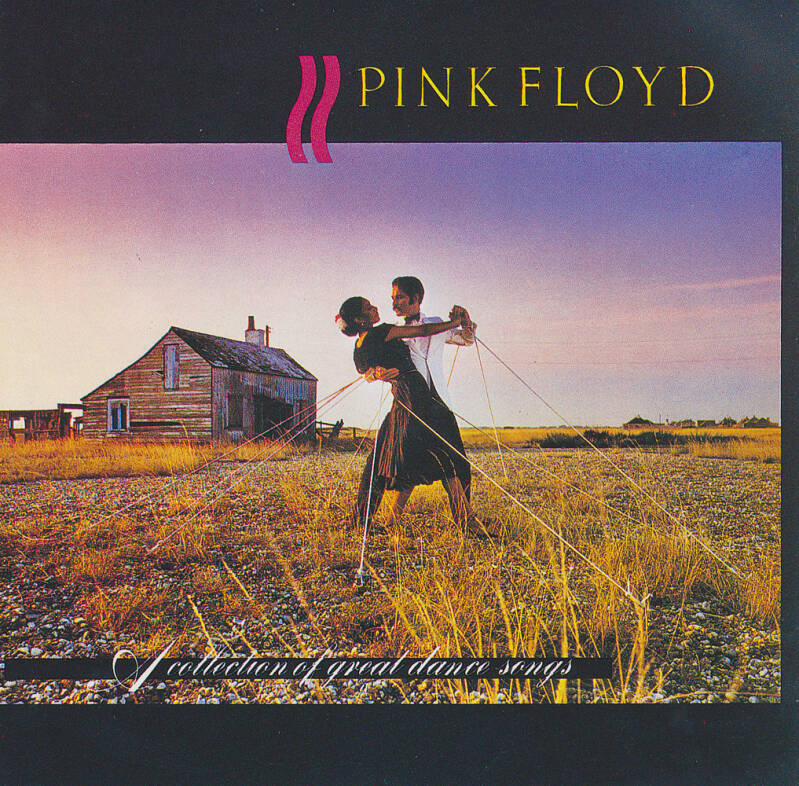 Pink Floyd - A Collection Of Great Dance Songs [West Germany] - CD