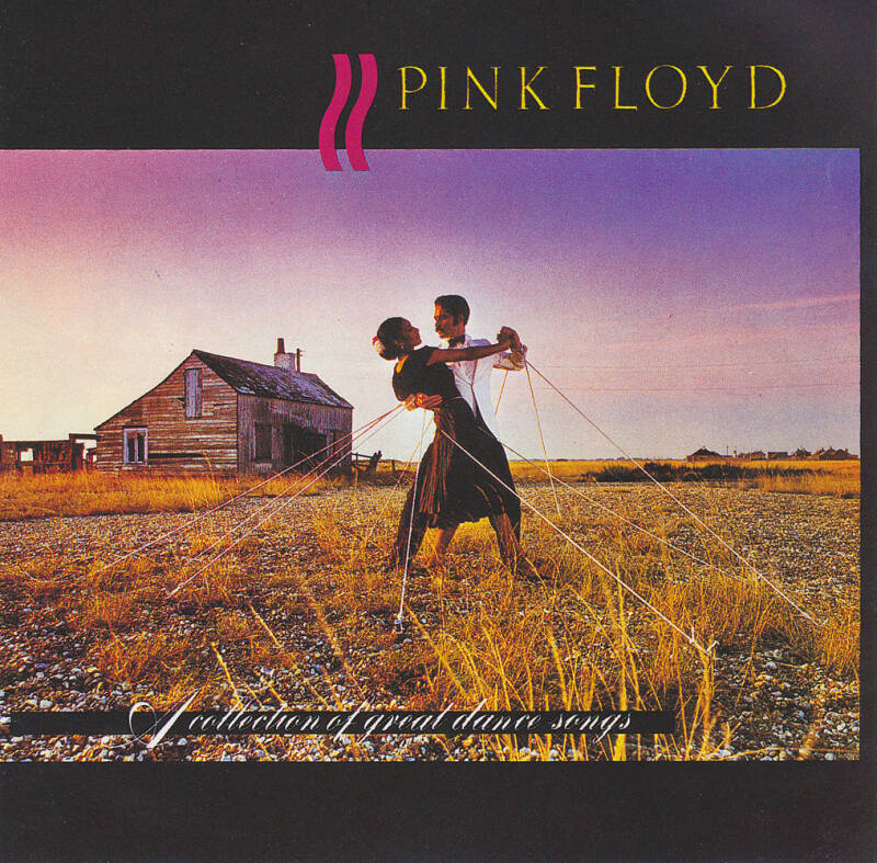 Pink Floyd - A Collection Of Great Dance Songs [Holland/France] - CD