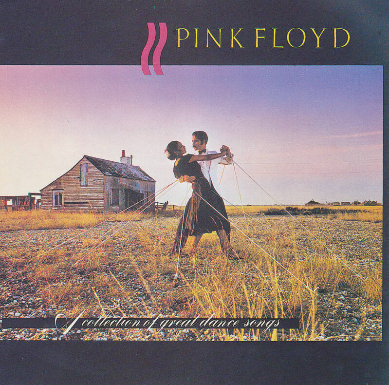 Pink Floyd - A Collection Of Great Dance Songs [UK/Italy] - CD