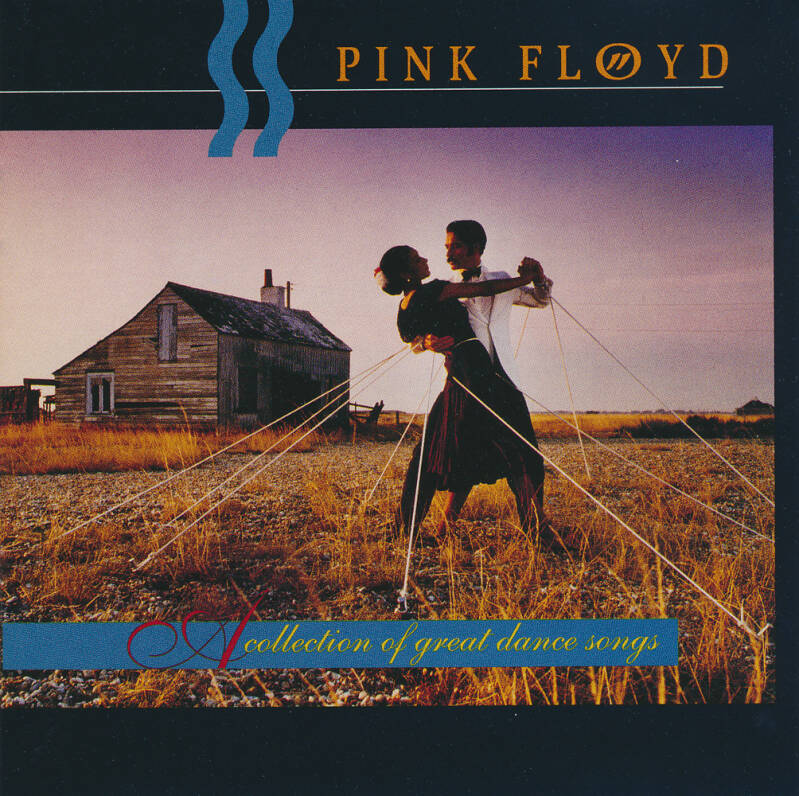 Pink Floyd - A Collection Of Great Dance Songs [Holland] - CD