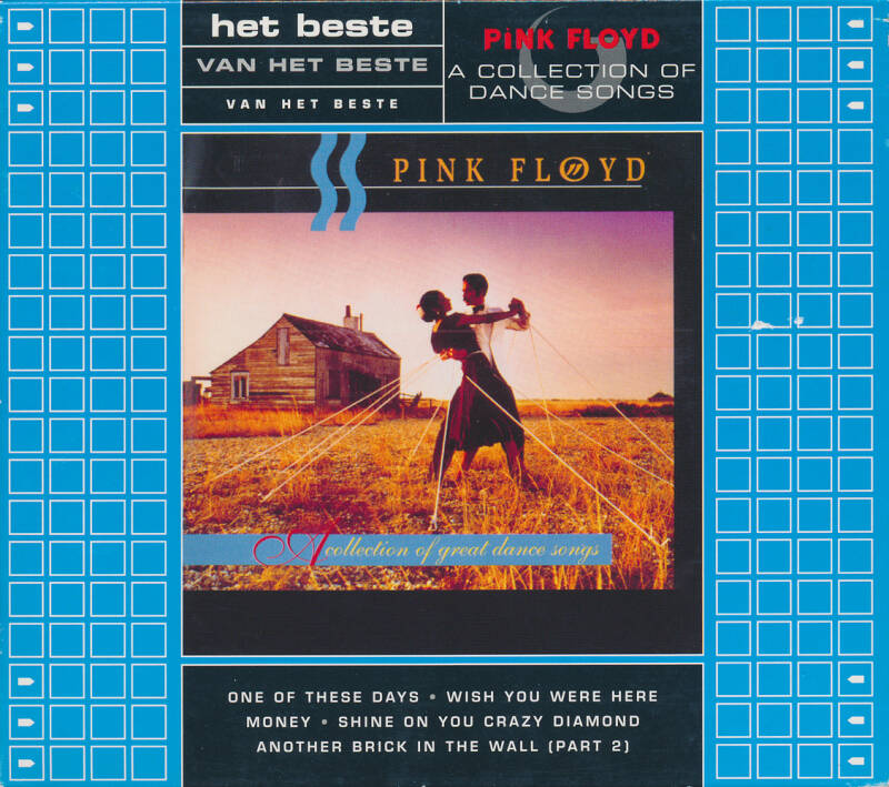 Pink Floyd - A Collection Of Great Dance Songs [Holland, slipcase edition]