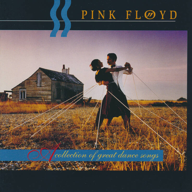 Pink Floyd - A Collection Of Great Dance Songs [Italy] - CD