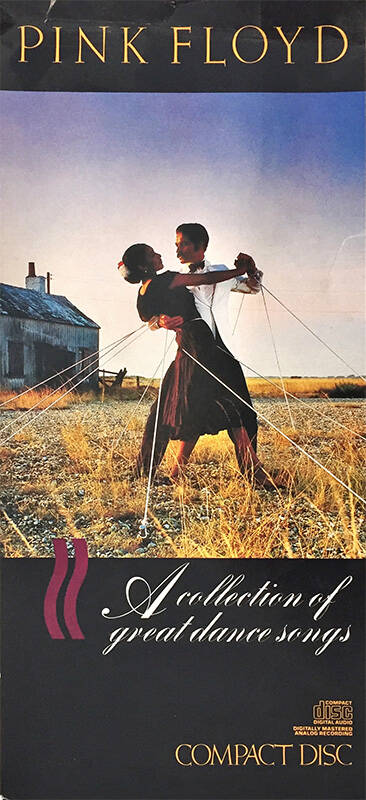 Pink Floyd - A Collection Of Great Dance Songs [USA, longbox] - CD