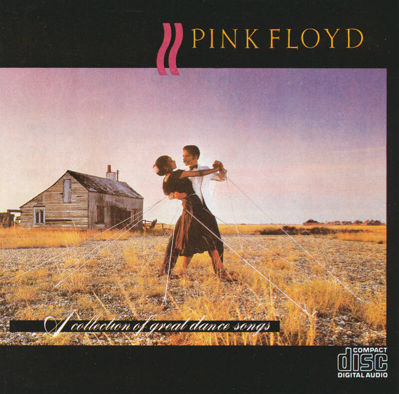 Pink Floyd - A Collection Of Great Dance Songs [Austria/Australia/Japan] - CD