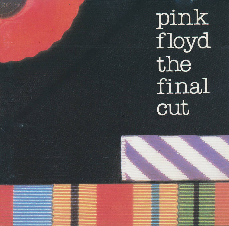 Pink Floyd - The Final Cut [Holland] - CD