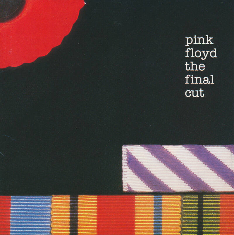 Pink Floyd - The Final Cut [Italy] - CD