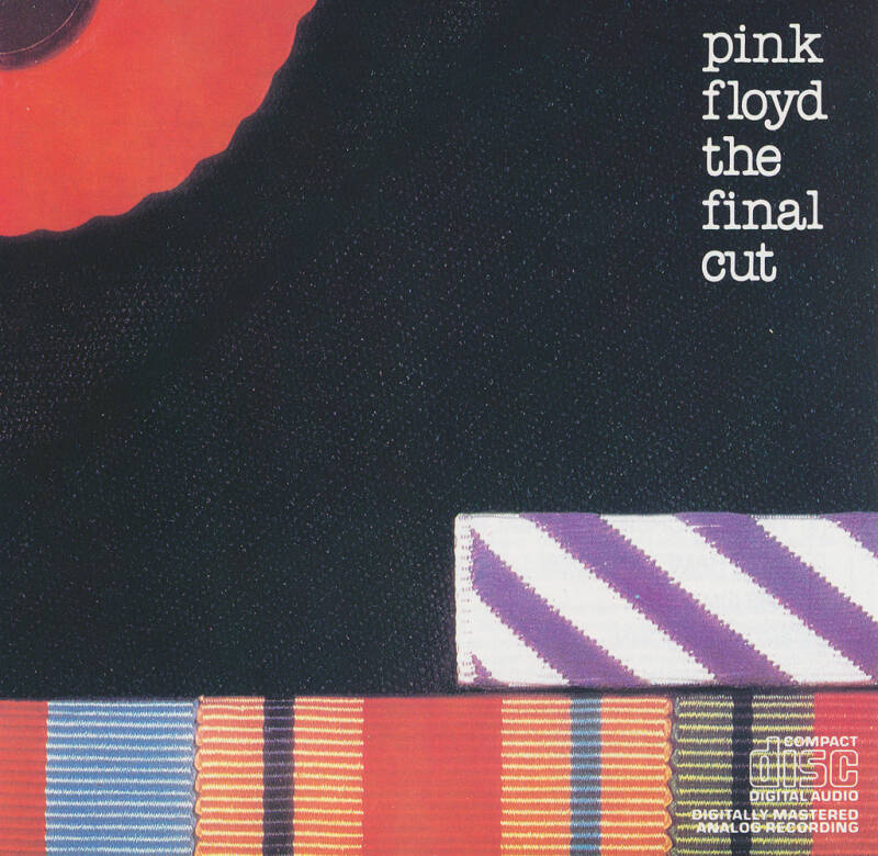 Pink Floyd - The Final Cut [Australia/Japan] - CD