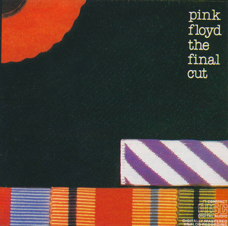 Pink Floyd - The Final Cut [Brazil] - CD