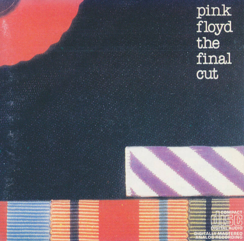 Pink Floyd - The Final Cut [South Africa] - CD