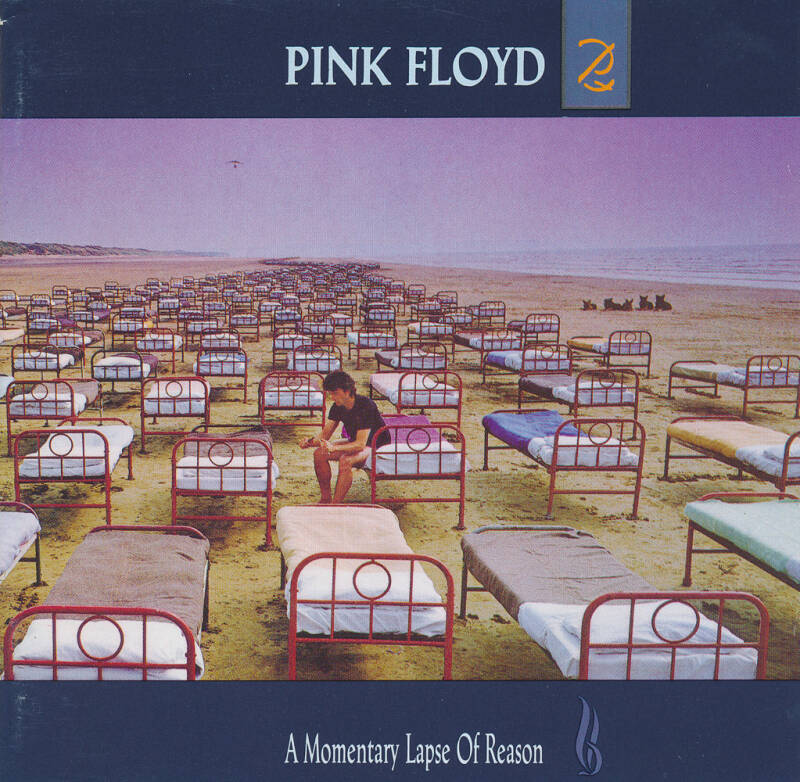 Pink Floyd - A Momentary Lapse Of Reason [West Germany] - CD