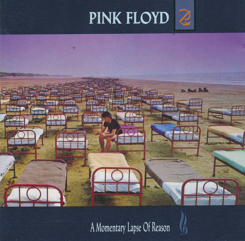 Pink Floyd - A Momentary Lapse Of Reason [UK] - CD