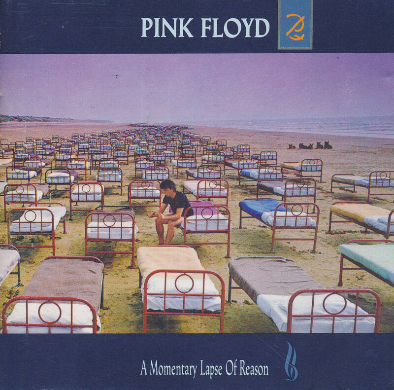 Pink Floyd - A Momentary Lapse Of Reason [UK/Holland] - CD