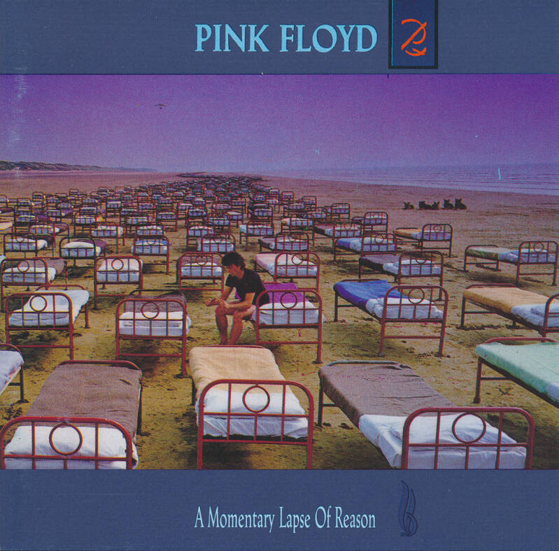 Pink Floyd - A Momentary Lapse Of Reason [Holland/France] - CD