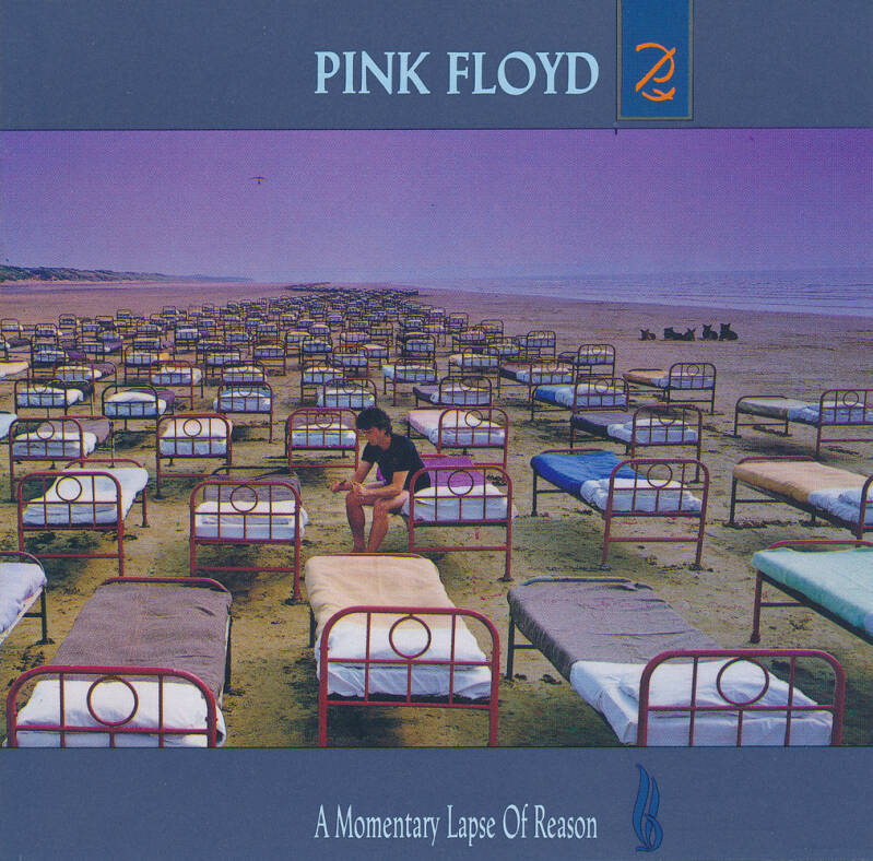 Pink Floyd - A Momentary Lapse Of Reason [Italy/Holland] - CD
