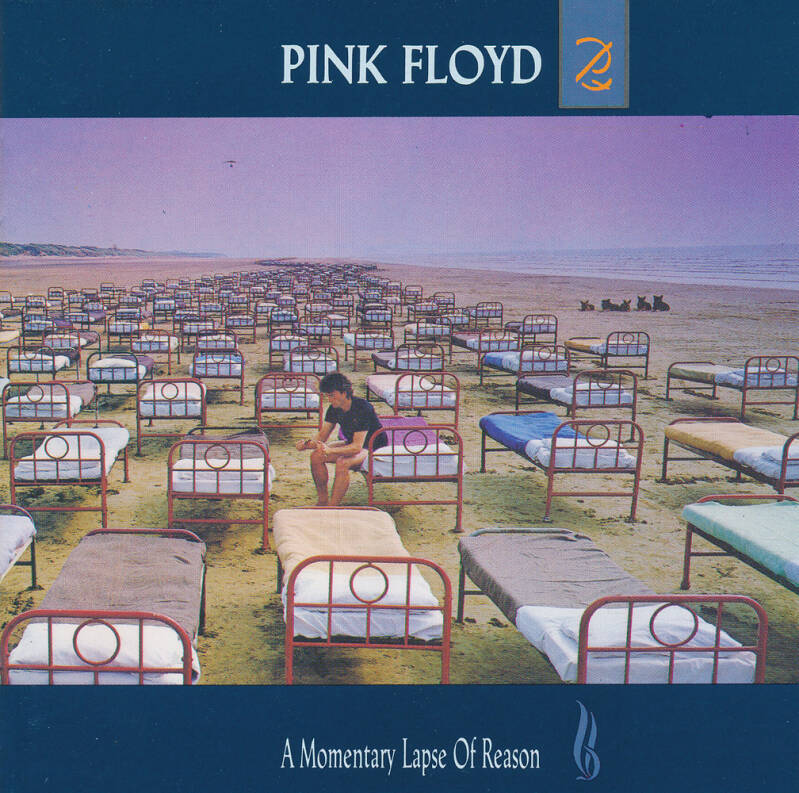 Pink Floyd - A Momentary Lapse Of Reason [UK/Italy] - CD