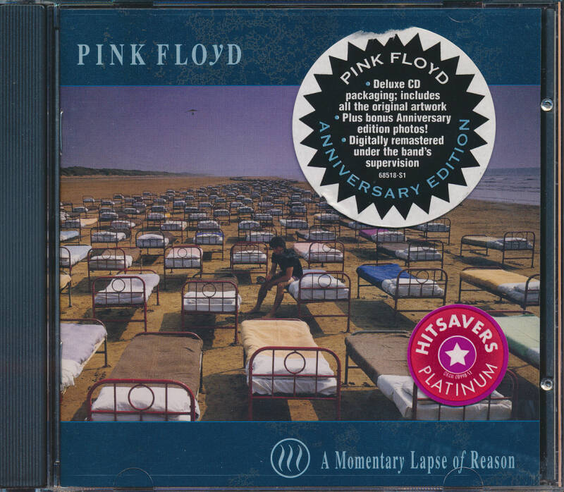 Pink Floyd - A Momentary Lapse Of Reason [USA] - CD