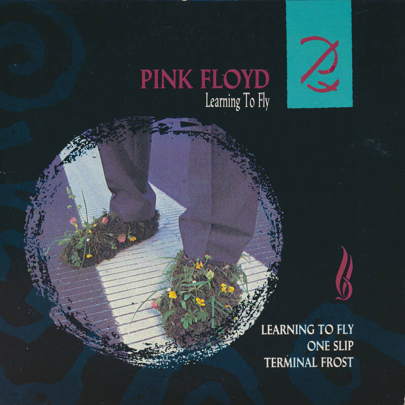 Pink Floyd - Learning To Fly [UK] - CD Single