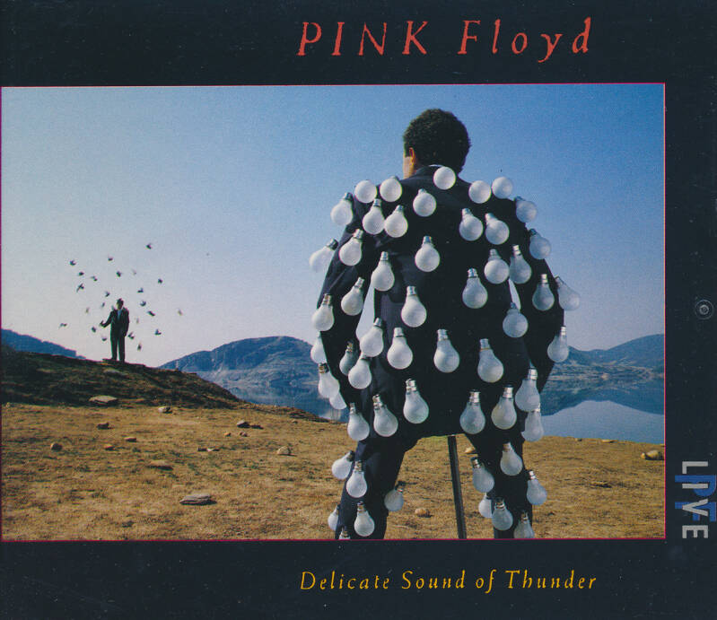 Pink Floyd - Delicate Sound Of Thunder [West Germany/Holland] - 2CD