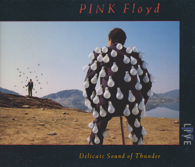 Pink Floyd - Delicate Sound Of Thunder [Holland/Italy] - 2CD